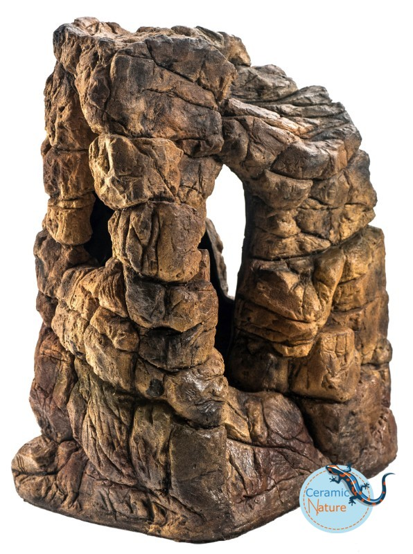 CeramicNature decoration rock 39x22x39cm
